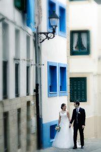 Reportaje de boda en Getaría.