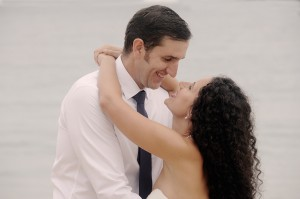 Fotografía de boda en la playa