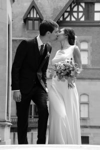 Reportaje de boda en el palacio Miramar