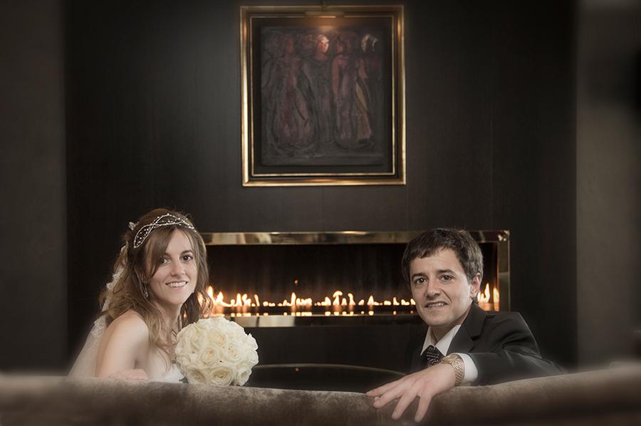 Reportaje de boda en Iruña