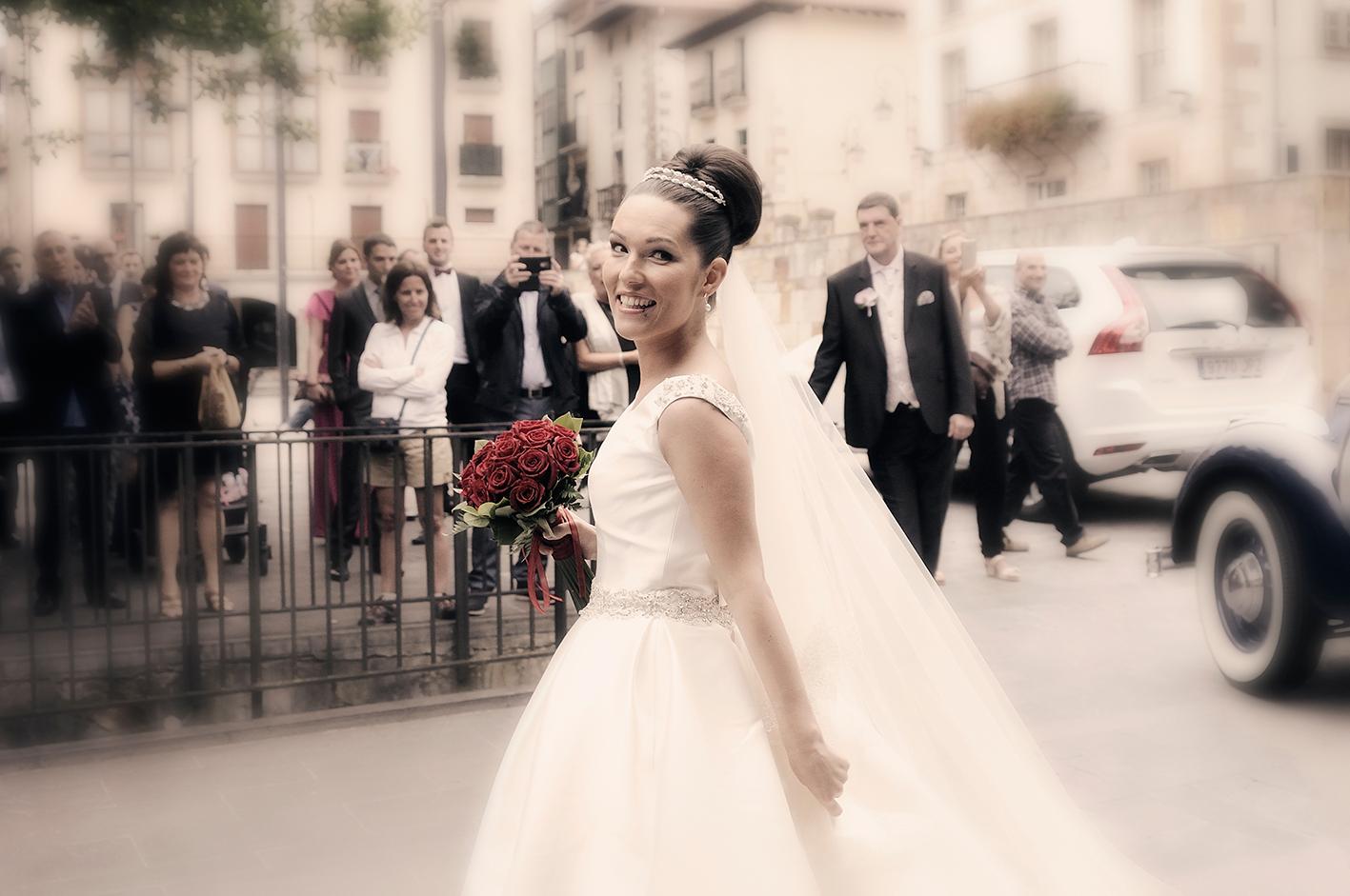 Reportaje de boda en Urretxu