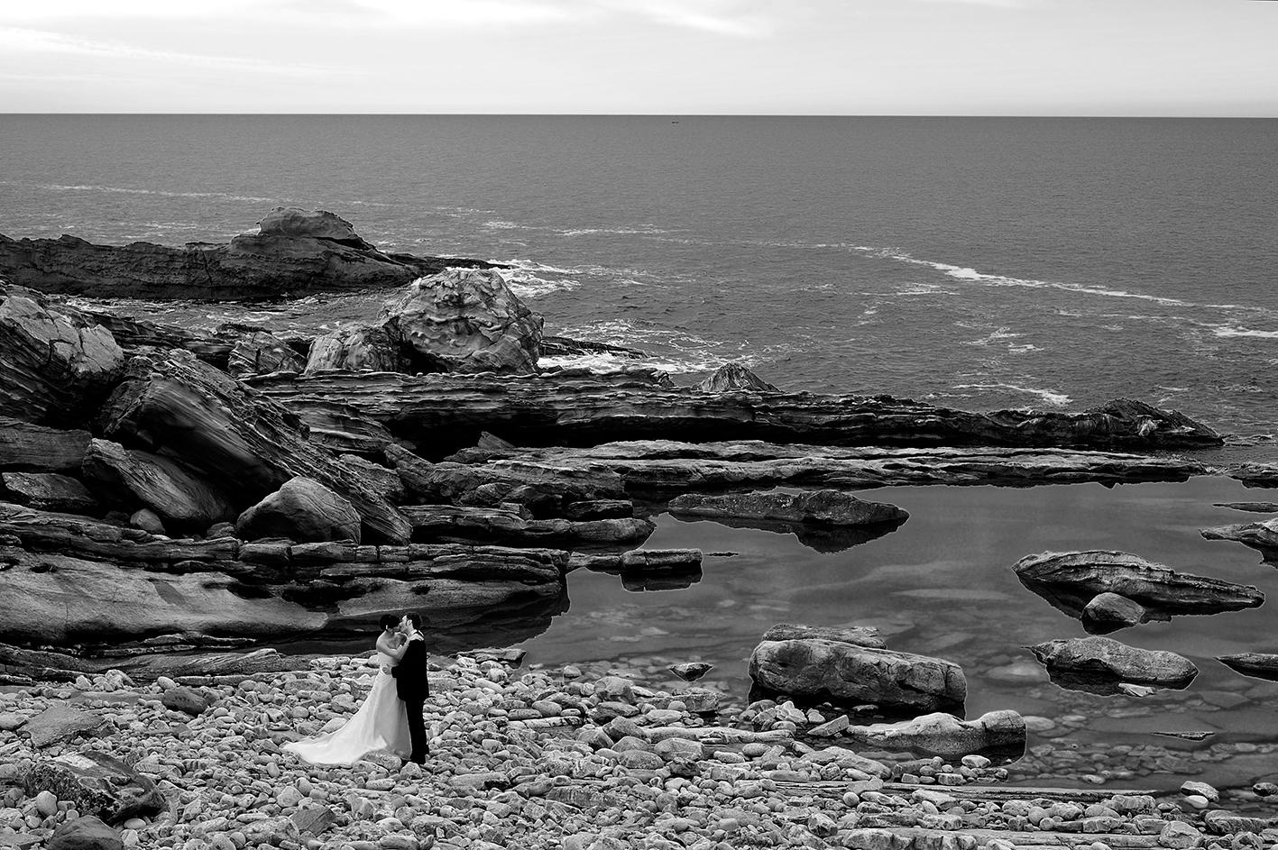 Reportaje de boda en Jaizkibel.