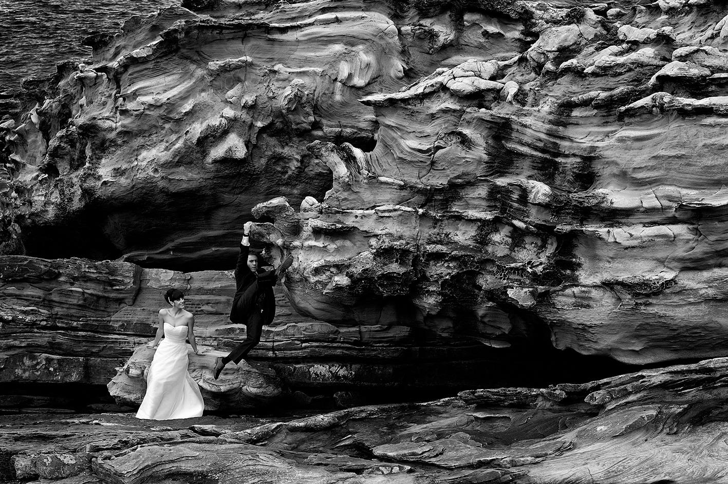 Fotografía de boda en Jaizkibel