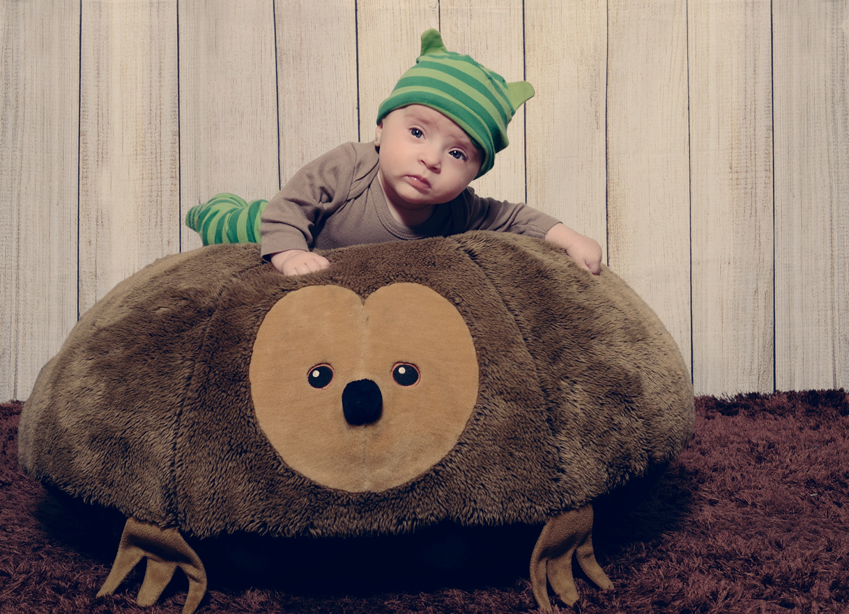 fotografía de estudio bebe (gipuzkoa)