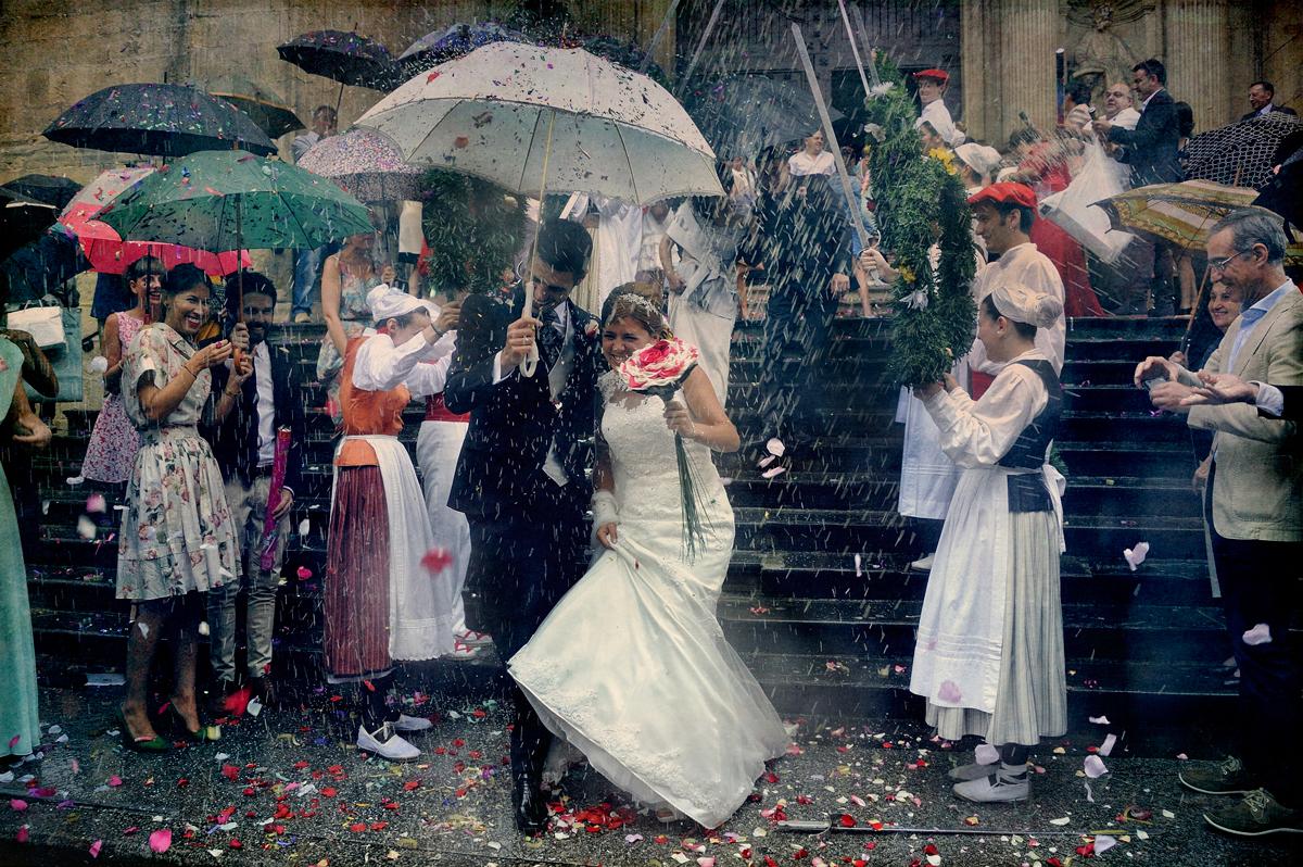 Fotográfo de boda Errenteria