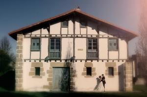 Fotografía de boda en Miramón